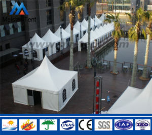 Arabic White Canopy Event Pagoda Marquee Tents with Window pictures & photos
