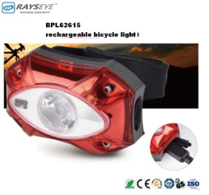 USB Rechargeable Bike Tail Light pictures & photos