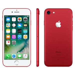 2017 Wholesale 3D Curved Screen Protector for iPhone 7 Red pictures & photos