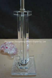 Contemporary Crystal Home Desk Lamp for Project (TL1184) pictures & photos