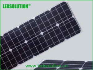 Outdoor Lighting LED Street Light with Solar Panel pictures & photos
