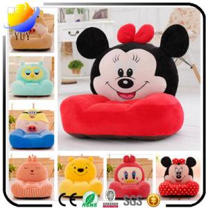 Children Sofa Cartoon Cute Animal Baby Lazy Sofa Seat Plush Toys Single Sofa pictures & photos