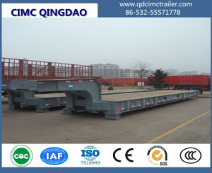 Cimc 20FT/40FT/45FT/62FT Roro Mafi Roll Trailer for Port Use Truck Chassis pictures & photos