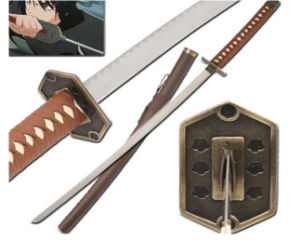 Replica From Anime Bleach Cosplay Sword