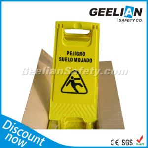 Customized Roadway PP Warning Safety Signs pictures & photos