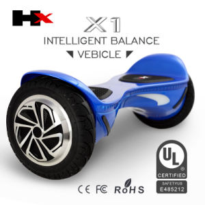 700W Powerful Motor with Stereo Music Speaker Hoverboard Supplier