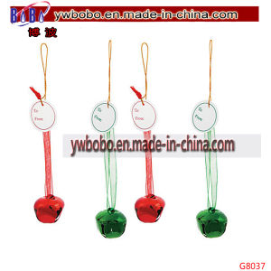 Christmas Ornament Jingle Bell Gift Tags Christmas Products (G8037) pictures & photos