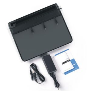 Multifunctional Universal Charging Station 1A 2.4A Desktop Charger with Cables pictures & photos