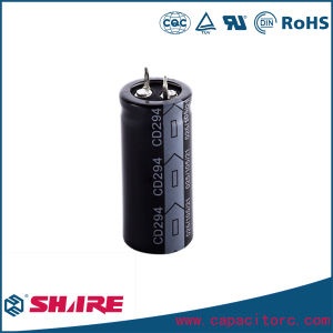 CD268 Radial Aluminum Electrolytic Capacitor pictures & photos
