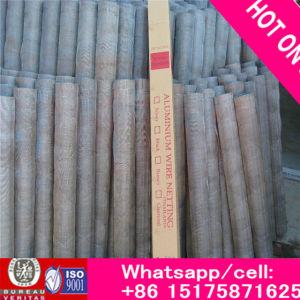 14X14 Ss Finish Aluminum Wire Mesh/Aluminum Netting/Aluminum Wire Mesh pictures & photos
