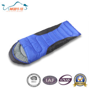 Cold Weather Winter Used Camping Envelope Sleeping Bags for Family