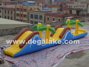 Inflatable Amazon Water Game, Floating Water Game for Big Water Pool pictures & photos