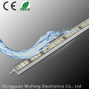 Waterproof SMD5050 IP68 High Bright LED Rigid Strip pictures & photos