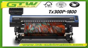 Mimaki Tx300p-1800 Entry-Level Direct Textile Inkjet Printer for Digital Printing pictures & photos