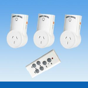 Wireless Remote Control Socket pictures & photos