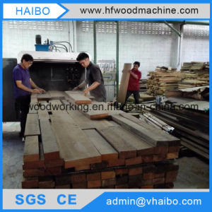 Full-Automatic Hf Vacuum Wood Drying Machine pictures & photos