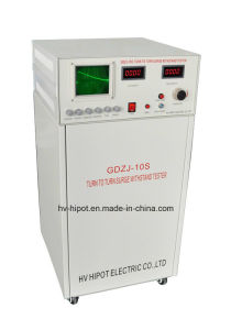 GDZJ-10S Turn-to-Turn Surge Withstand Tester pictures & photos