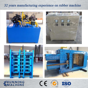 Four Column Rubber Curing Press for Electrical Heating pictures & photos