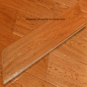 Small Size Laminated Wood Flooring pictures & photos