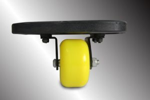 2017 Flexible Electric Skateboard with Amazing Elasticity with PU Wheels pictures & photos