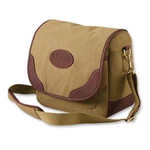 Khaka Canvas Shoulder Bag Brown Sling Bag Hunting Bag pictures & photos