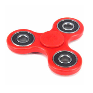 Tri-Spinner Fidget Toy Plastic EDC Hand Spinner pictures & photos
