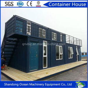 Hot Sale Prefab Steel Structure Building Modular Building Office Container Prefabricated House pictures & photos