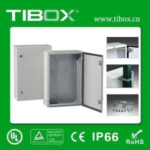 Metal Box-Waterproof Steel Wall Mount Enclosure - Tibox-Aluminium Box