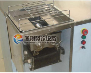 Qw-10 Hot Sale Meat Cutter Pork/Beef/Fish Cutting Machine pictures & photos