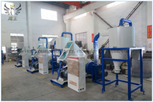 Small Plastic Recycle Crusher Machine for PP Pipe pictures & photos