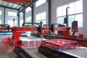 CNC Flame Cutting Machine Dtcn-6000 pictures & photos