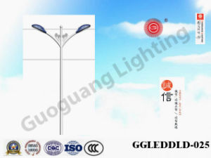 Ggledld-025 Patent Design IP65 High Quality 6m-12m LED Street Lights pictures & photos