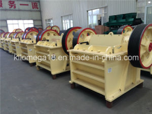 PE Jaw Crusher with High Quality From China Manufacturer pictures & photos