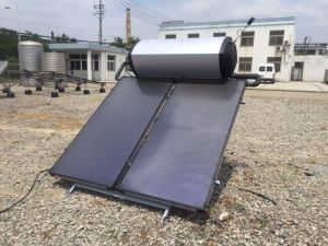 200L Flat-Plate Solar Collector pictures & photos