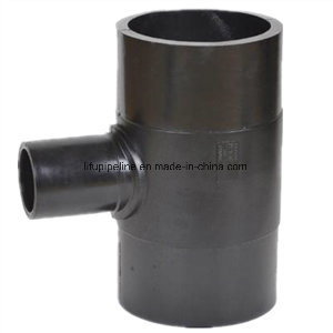 HDPE Reducing Tee for Water Supply SDR12.5 & SDR17 pictures & photos