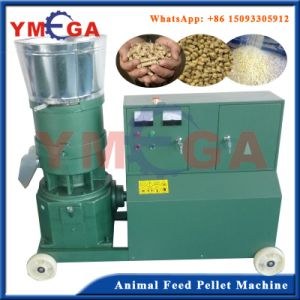 Automatic Electric and Diesel Engine Goat Feed Pellet Making Machine pictures & photos