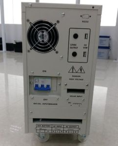 Tanfon Double Protection 2kw Solar Hybrid Inverter with MPPT Function pictures & photos