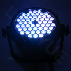 54X3w RGB 3in1 IP65 Waterproof LED DMX 512 PAR Can pictures & photos