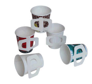 Fully Automatic High Quality Handle Coffee Cup Making Machine pictures & photos