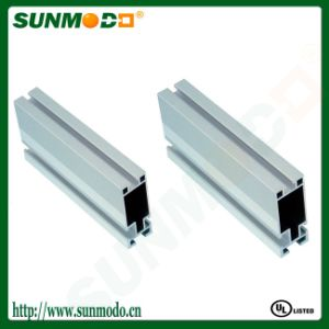Guaranteed Quality Unique Aluminium Profile for Solar Mounting pictures & photos