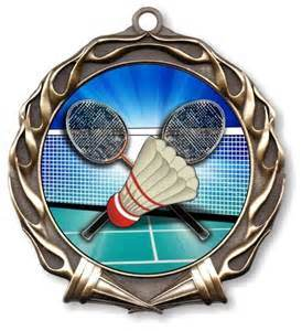 Cheap Custom Souvenir Badminton Award Medal pictures & photos