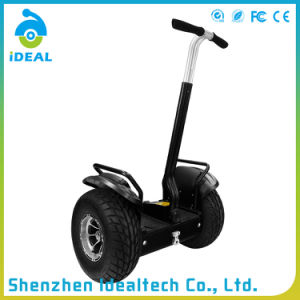 Unfolded 17 Inch 36V Mobility Self E Balance Scooter pictures & photos