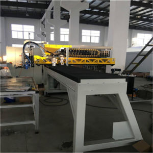Polyurethane Foam Sealing Machine with Electric Panel pictures & photos