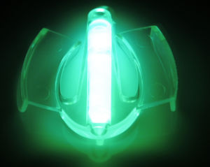 Masquerade Used Prop Glowing Mouth Guard (YTD4540) pictures & photos