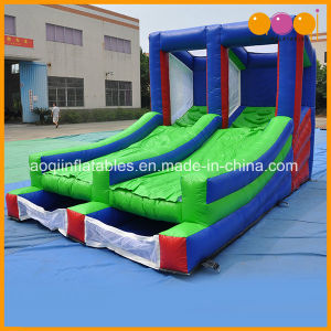 Skee Ball Game Inflatable Skee Roll Sport Game (AQ1933) pictures & photos