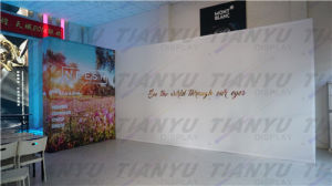 Colouful Fabric PVC Portable Pop up Trade Show Booth pictures & photos