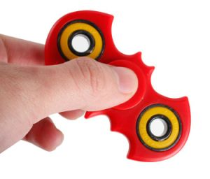 Spinner for Plastic Metal Bearing Fidget Spinner Toy pictures & photos
