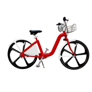 Latest Bicycle Model and Prices High Quality Bike Share Public Bike Rental System No Chain No Maintenance Cost pictures & photos