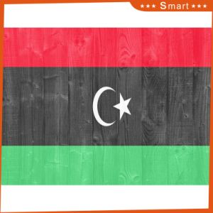 Custom Waterproof and Sunproof National Flag Lybia National Flag pictures & photos