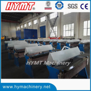 WH06-2.5X2040 Manual/hand Steel Plate Bending and Folding Machine pictures & photos